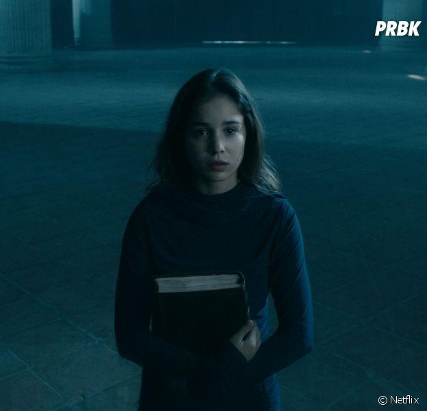 Warrior Nun : Alba Baptista joue le rôle d'Ava dans la série