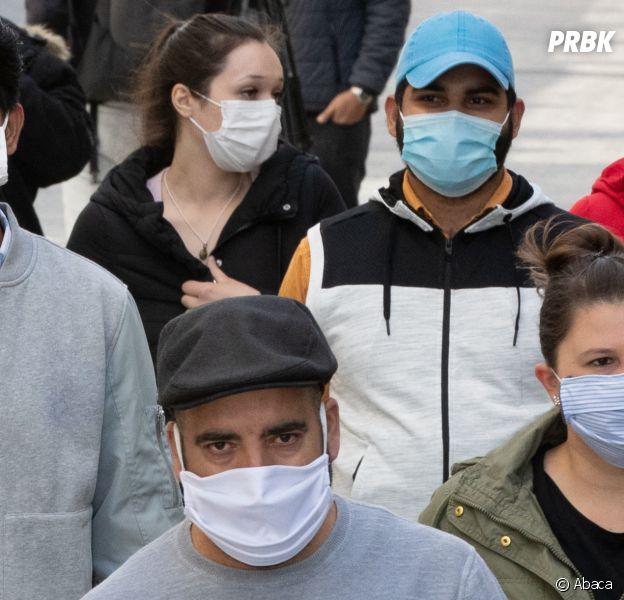 Le port du masque devient obligatoire en extérieur dans plusieurs villes