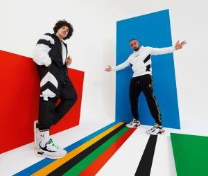 Puma : les rappeurs Rilès et Alonzo, ambassadeurs de l'Unity Collection