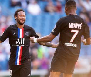 Kylian Mbappé et Neymar : zoom sur la belle complicité des joueurs du PSG