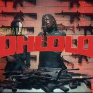 Armes à feu, drogue... Koba LaD en mode thug life dans le clip Ohlolo