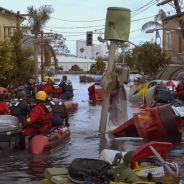 9-1-1 saison 3 : pas de fonds verts, un vrai décor chaotique... découvrez les coulisses du tsunami
