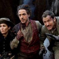 Sherlock Holmes 2 ... un acteur français sera dans le film
