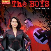 The Boys saison 2 : pourquoi Stormfront est une femme dans la série ? Le créateur s'explique