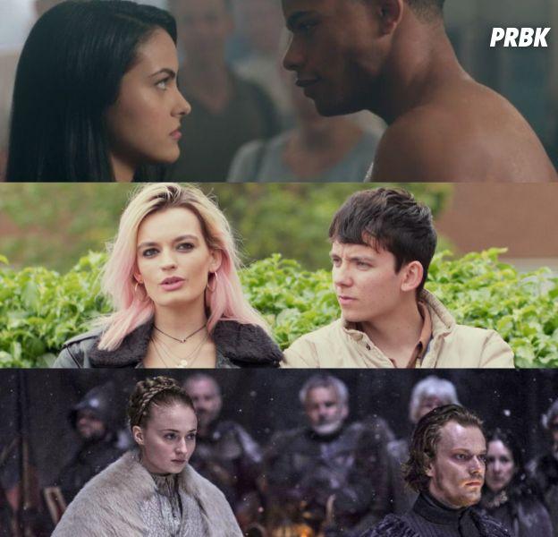 Ces couples de séries TV qui n'ont pas existé... mais que les fans espéraient voir