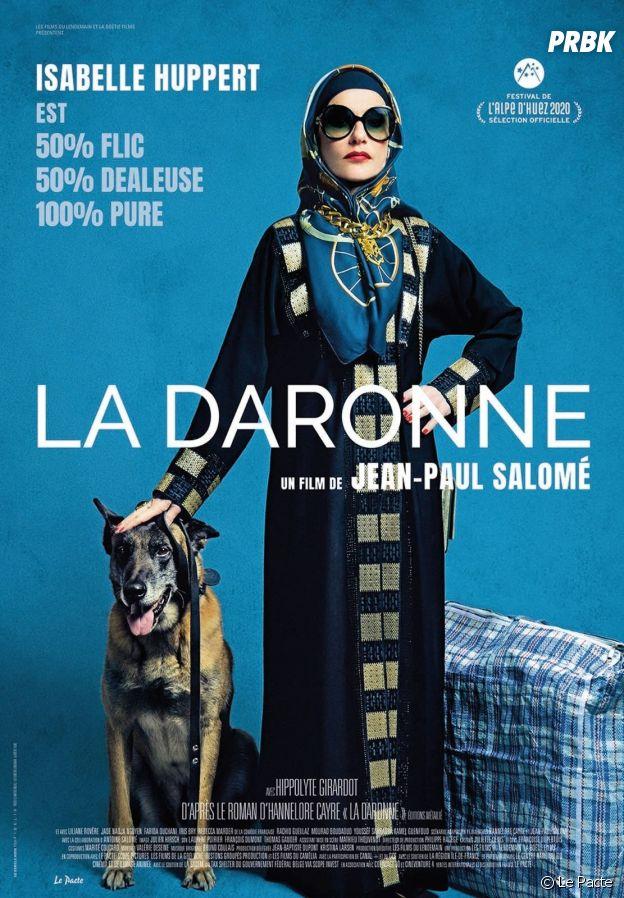 la Daronne avec Isabelle Huppert.