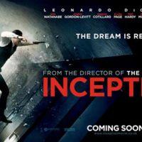Inception ... une sublime affiche dévoilée pour la sortie DVD/Blu-Ray