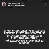 Emma CakeCup en larmes : un hacker la menace de dévoiler des photos d'elle nue