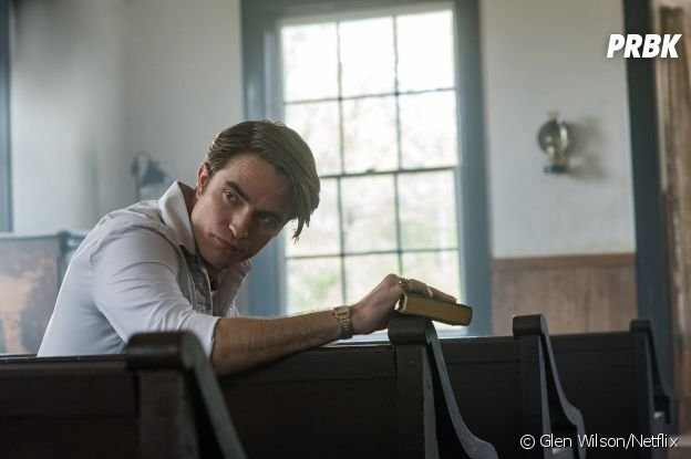Le Diable, tout le temps sur Netflix : Robert Pattinson joue Preston Teagardin