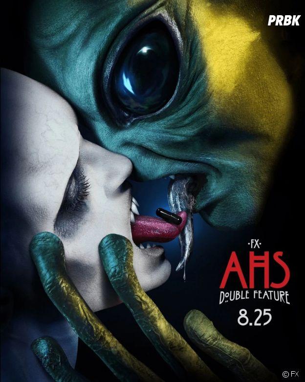 L'affiche de la saison 10 de American Horror Story