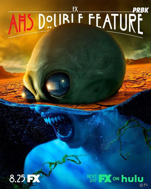 Une affiche de la saison 10 d'American Horror Story