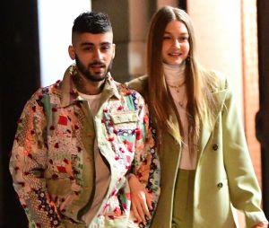 Zayn Malik et Gigi Hadid parents : la top a accouché de leur premier bébé