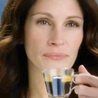 Julia Roberts ... Elle aussi veut nous vendre du café