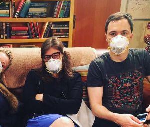 The Big Bang Theory : Sheldon, un homme heureux face au Covid ? Jim Parsons répond