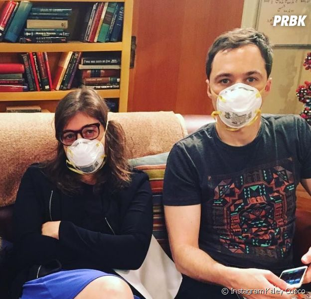 The Big Bang Theory : Sheldon, un homme heureux face au Covid ? Jim Parsons répond