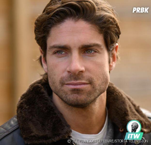 Tom Leeb (Infidèle saison 2) : rencontre avec Claire Keim, scènes intimes, Gabriel... il se confie (Interview)