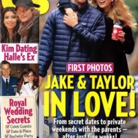 Taylor Swift et Jake Gyllenhaal ... La photo qui officialise leur couple
