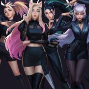 K/DA : le groupe virtuel de K-Pop de League of Legends annonce la sortie de son EP !