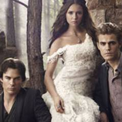 The Vampire Diaries saison 2 ... la relation Damon/Elena se précise