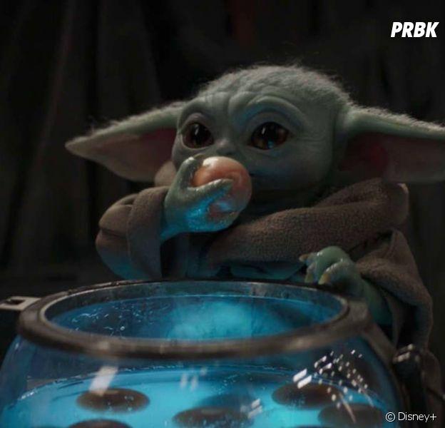 """The Mandalorian saison 2 : """"C'est un génocide"""", les fans en colère contre Baby Yoda et son appétit pour les oeufs"""