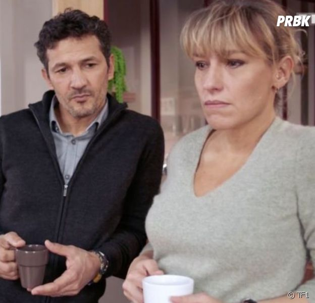 Demain nous appartient : le couple de William et Aurore en danger ? Kamel Belghazi répond