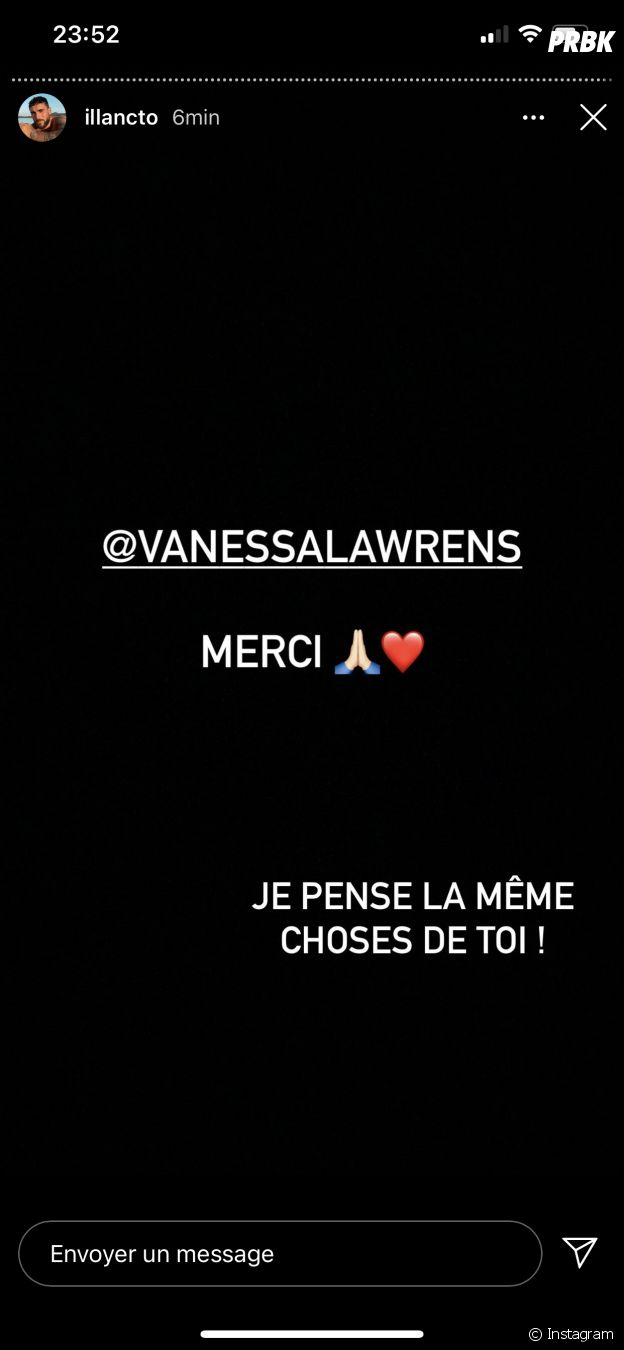 Illan (Les Marseillais VS Le reste du monde 5) en guerre avec Giuseppa : son ex Vanessa Lawrens prend sa défense, il la remercie