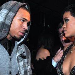 Rihanna ... parle encore de Chris Brown