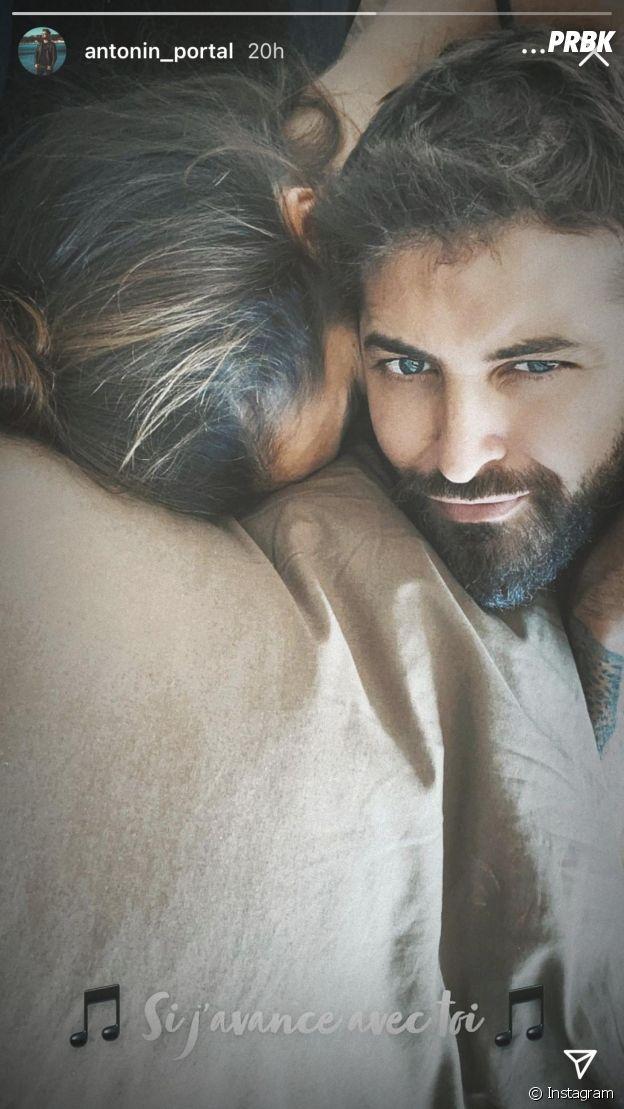 Antonin Portal (La Villa des Coeurs Brisés 6) officialise avec sa nouvelle petite amie sur Instagram