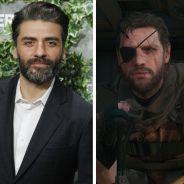 Metal Gear Solid : Oscar Isaac (Star Wars) incarnera Solid Snake dans le film