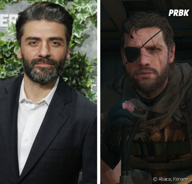 Metal Gear Solid, le film : Oscar Isaac (Star Wars) incarnera Solid Snake