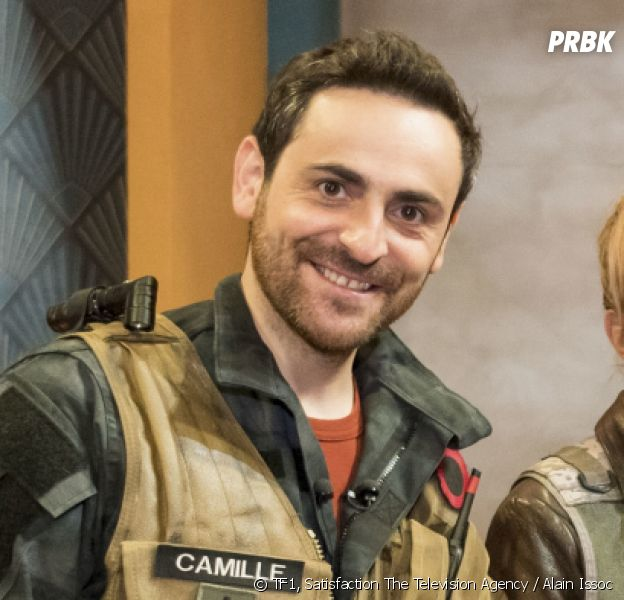District Z : Camille Combal blessé sur le tournage, ce qu'on n'a pas vu à la télé