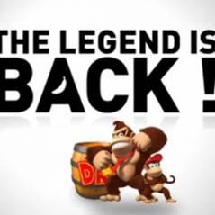 Donkey Kong Country Returns ... retour sur la légende avec un trailer nostalgique