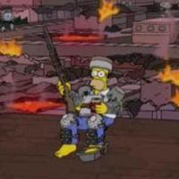 Les Simpson ont-ils prédit l'attaque au Capitole ? Les images qui bluffent les internautes