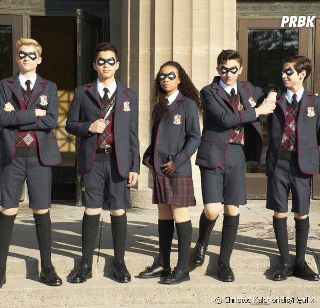 Umbrella Academy saison 3 : découvrez les nouveaux acteurs de la série Netflix