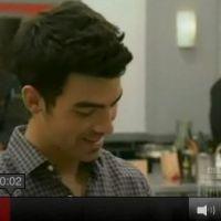 Joe Jonas ... la vidéo de son passage dans Top Chef aux US