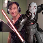 The Mandalorian saison 3 : Le Grand Inquisiteur (Star Wars Rebels) présent ? Jason Isaacs est prêt