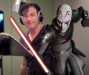 The Mandalorian saison 3 : Le Grand Inquisiteur (Star Wars Rebels) au casting ? Jason Isaacs est prêt