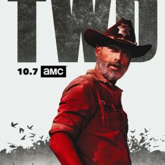 The Walking Dead : Rick bientôt de retour, Andrew Lincoln est impatient de retrouver les zombies