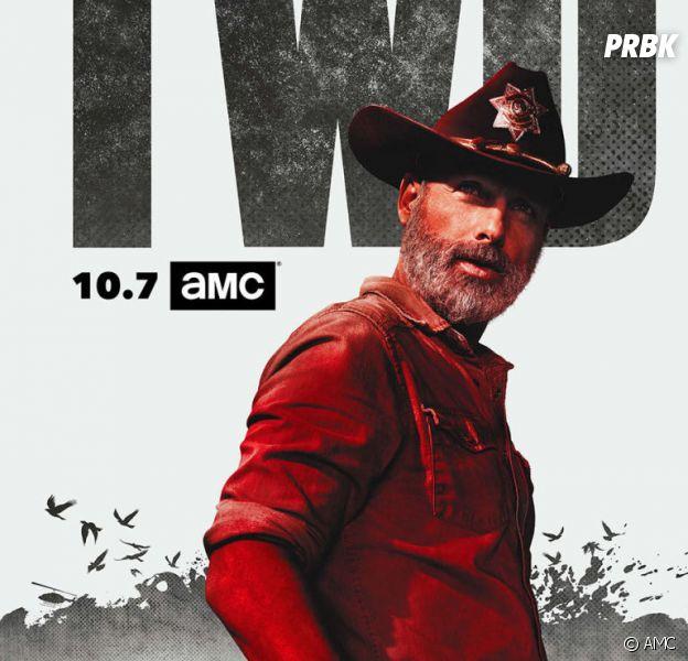 The Walking Dead : Rick bientôt de retour, Andrew Lincoln est impatient
