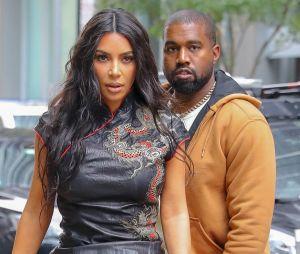 """Kim Kardashian et Kanye West bientôt divorcés ? Ils """"ne se parlent plus"""""""