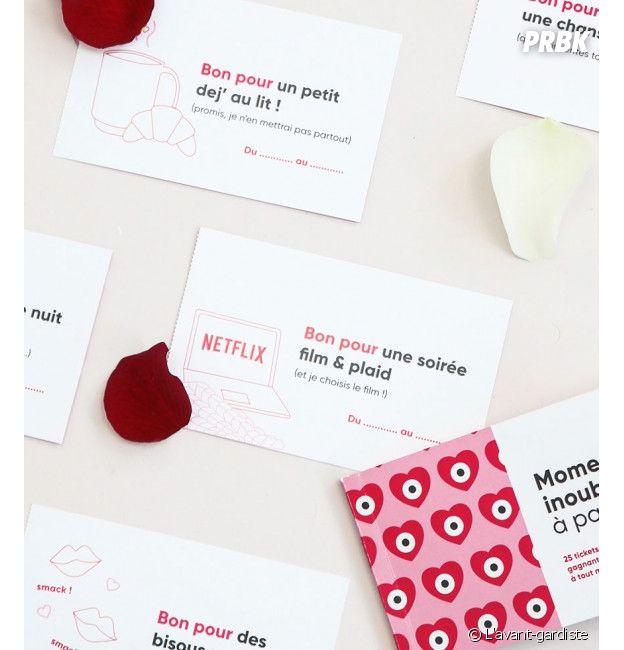 Saint-Valentin 2021 : 10 idées de cadeaux à acheter à sa copine