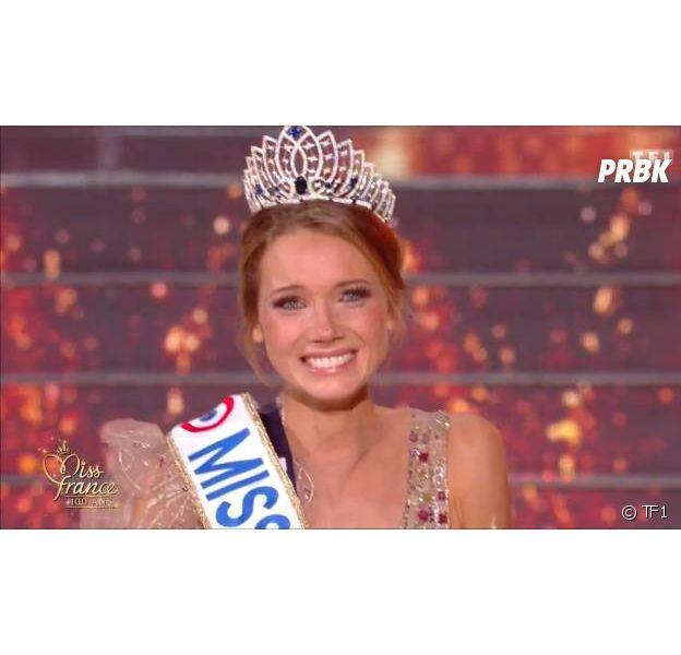 Amandine Petit (Miss France 2021) révèle la règle qu'elle doit absolument respecter !