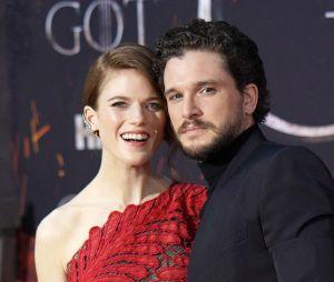 Kit Harington et Rose Leslie parents : le premier enfant des stars de Games of Thrones est né !