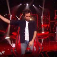 Vianney (The Voice 10) explique pourquoi il ne tient pas en place dans l'émission