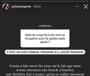 Julia Morgante (Les Princes et les princesses de l'amour 4) se confie sur sa rupture avec Yann