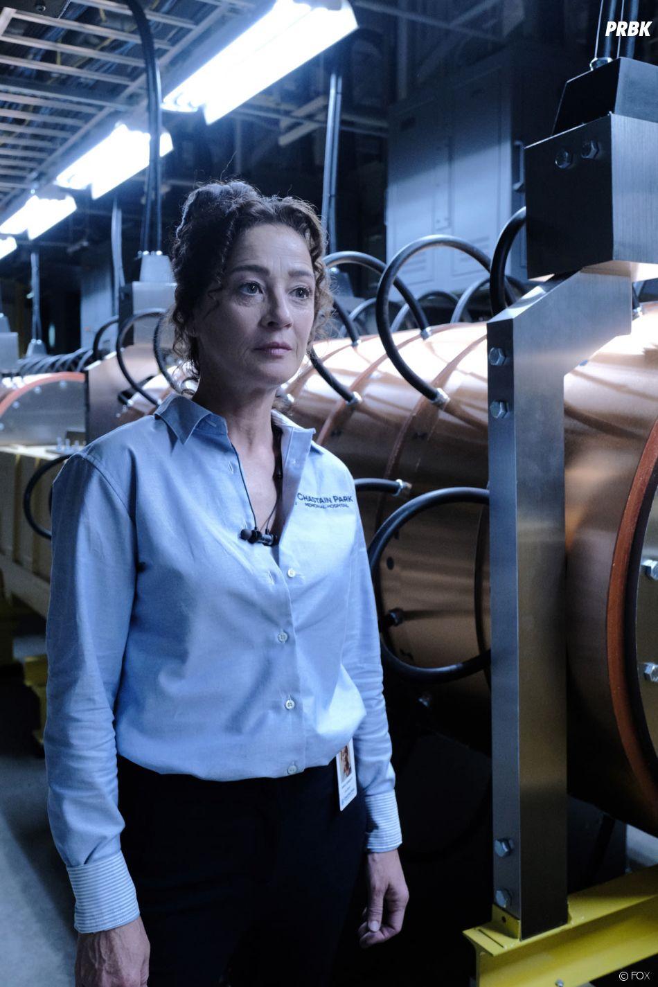 Moira Kelly dans The Resident