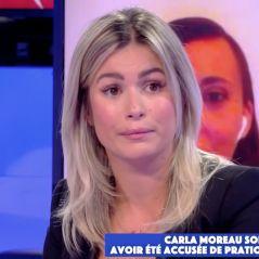 Carla Moreau en guerre avec Maëva Ghennam ? Elle répond et présente ses excuses aux Marseillais