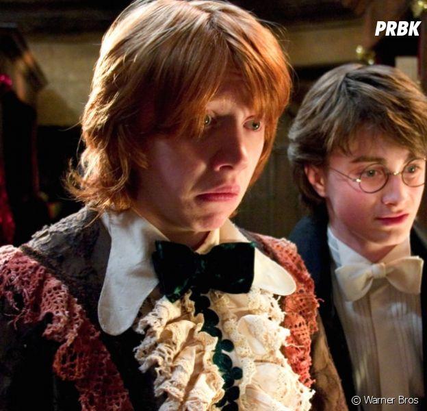 """Harry Potter : Rupert Grint a parfois souffert sur le tournage, """"J'avais l'impression de suffoquer"""""""