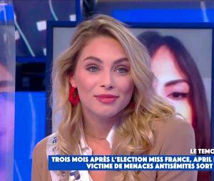 April Benayoum : l'élection Miss France 2021 perdue à cause des insultes racistes ? Elle répond
