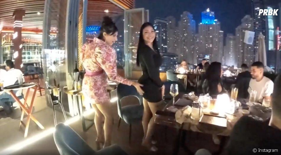 Maëva Ghennam prankée par Marie S'infiltre à Dubaï